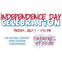 Independence Day Celebration: July 3, 2015