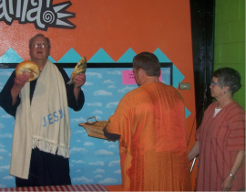 Bible Storytelling 2014 was great!