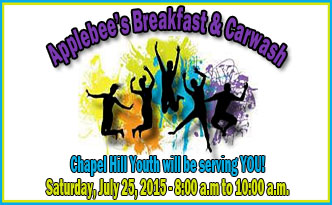 Youth Breakfast Fundraiser CANCELLED!