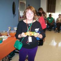 Cabell Elementary Teacher Ms. Carol John