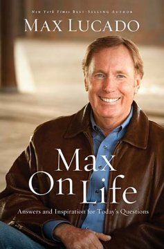 Max Lucado Bible Study starting February 24, 2014