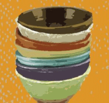 """Empty Bowls """"Artfully Nourishing Our Neighbors"""" on March 6, 2015"""