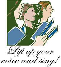 Fall 2015 Choirs for All Ages Start Soon