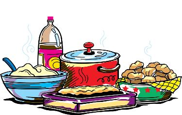 Our Last Potluck of the Year: October 19, 2014