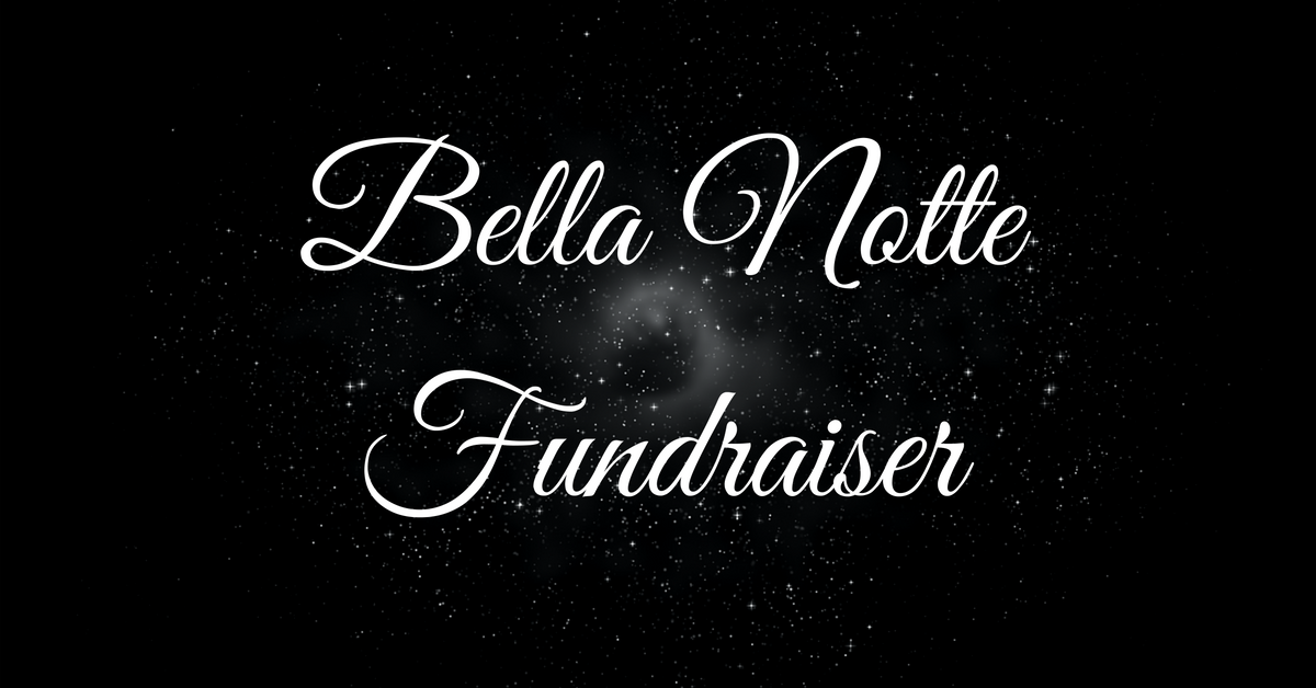 Bella Notte Dinner and Silent Auction