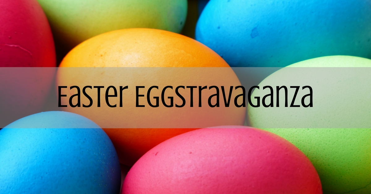 Easter Eggstravaganza and Vacation Bible School