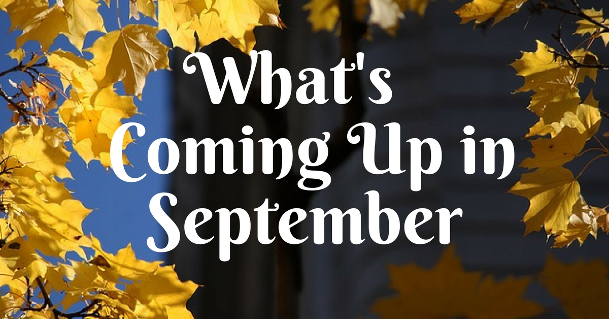 Activities in September