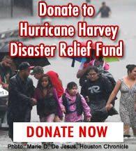 Update on Hurricane Harvey Relief