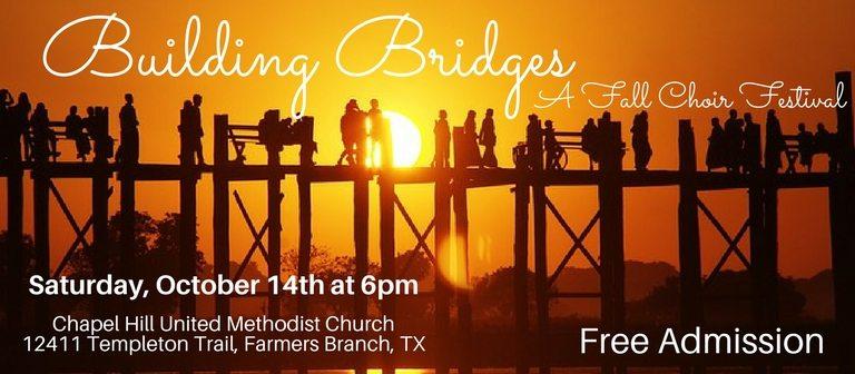 Building Bridges: A Fall Choir Festival