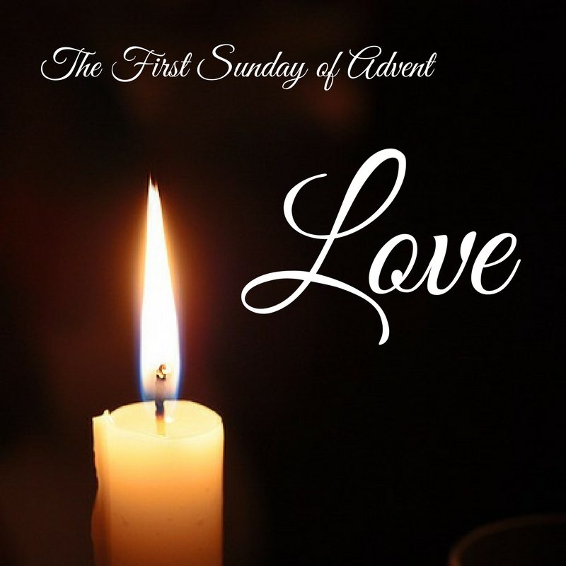 First Sunday in Advent – 2017