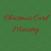 Christmas Card Ministry