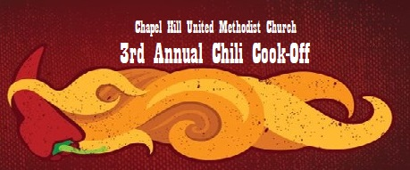 2018 Chili Cook-Off Results and Pictures