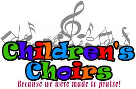 Children's Choir: Because We Were Made to Praise!