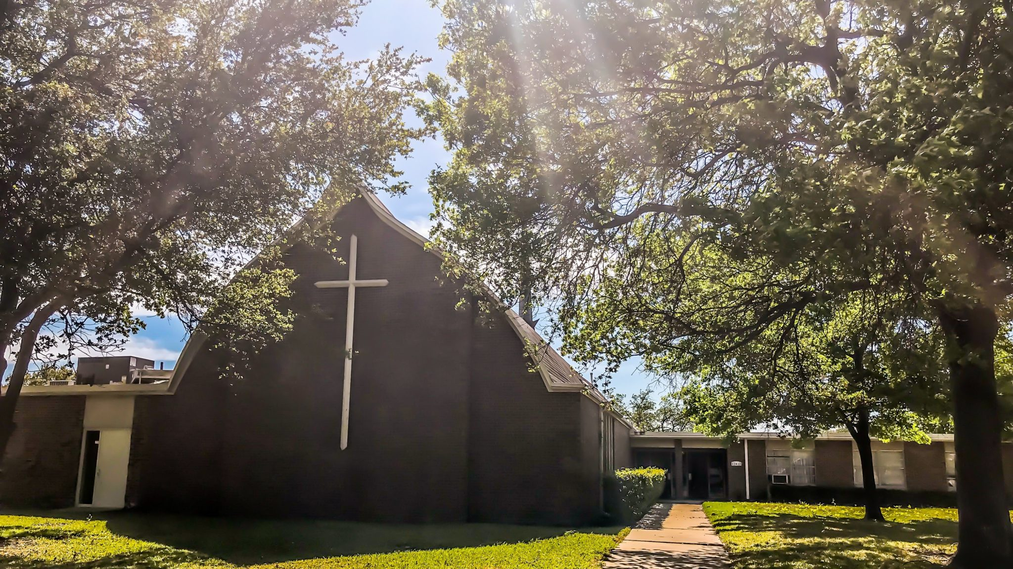 Farewell from Pastor Odom