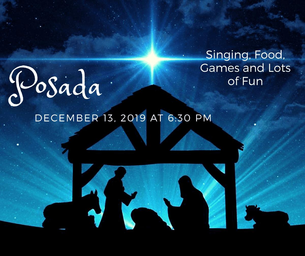Posada December 13th, 2019 6:30 PM